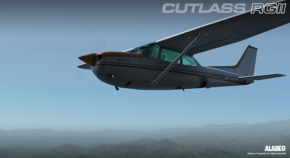 Alabeo - C172RG Cutlass II