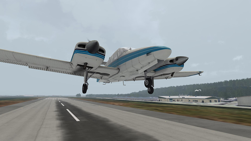 Duchess Model 76 (Aerofly FS 2)