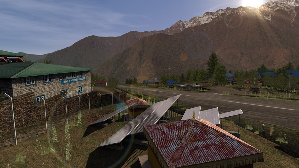 Lukla - Mount Everest Extreme for Aerofly FS 2