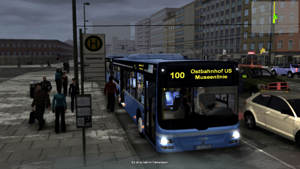 Citybus Simulator München - Best Of