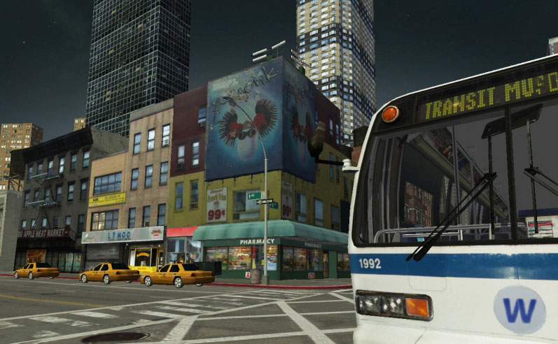 City Bus - New York Hot Price