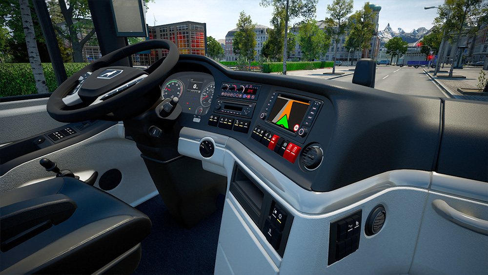 Fernbus Simulator Add-on MAN Lion's Coach 3rd Gen