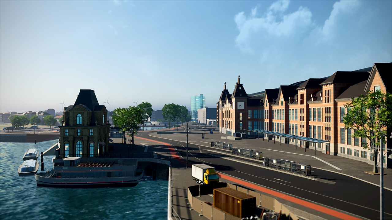 Fernbus Coach Simulator Add-on Netherlands