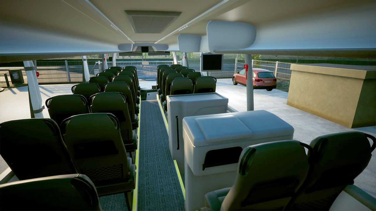 Fernbus Simulator Add-on - Scania Touring