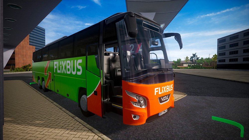 Fernbus Coach Simulator Add-on - VDL Futura FHD2
