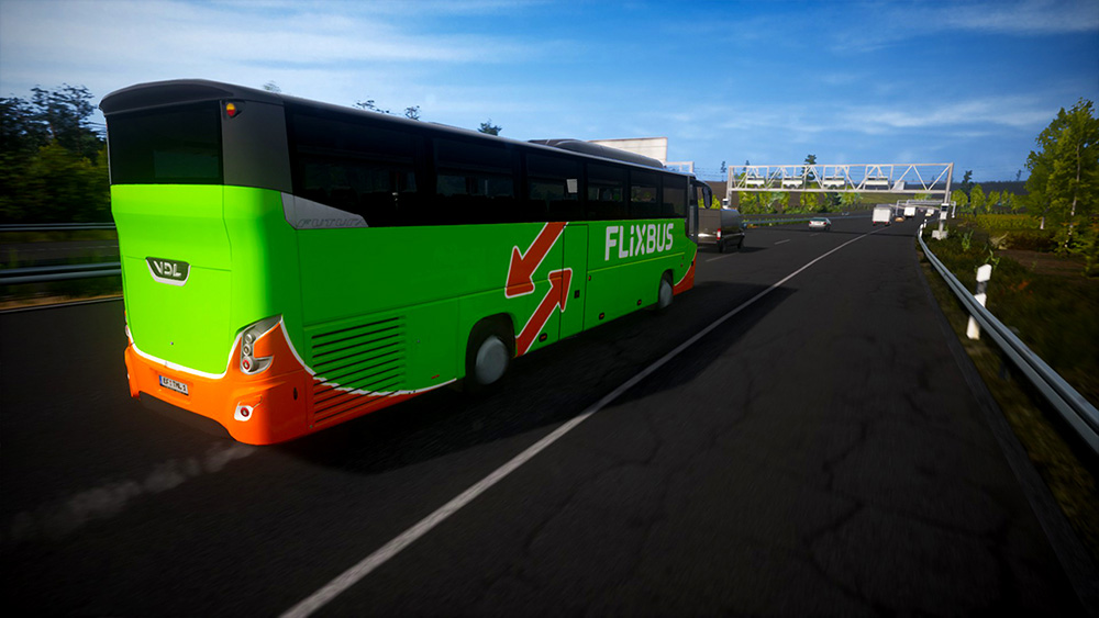 Fernbus Simulator Add-on - VDL Futura FHD2