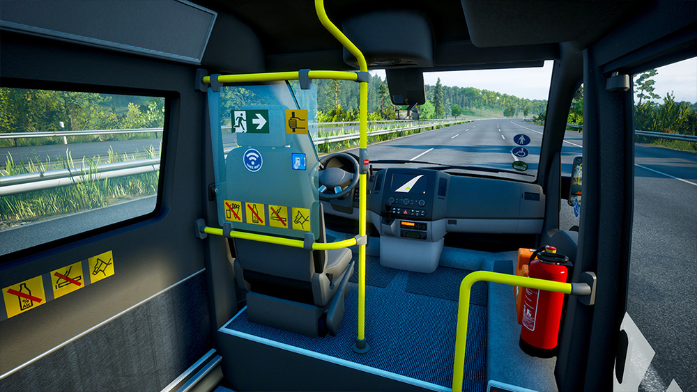 Fernbus Coach Simulator Add-on W906
