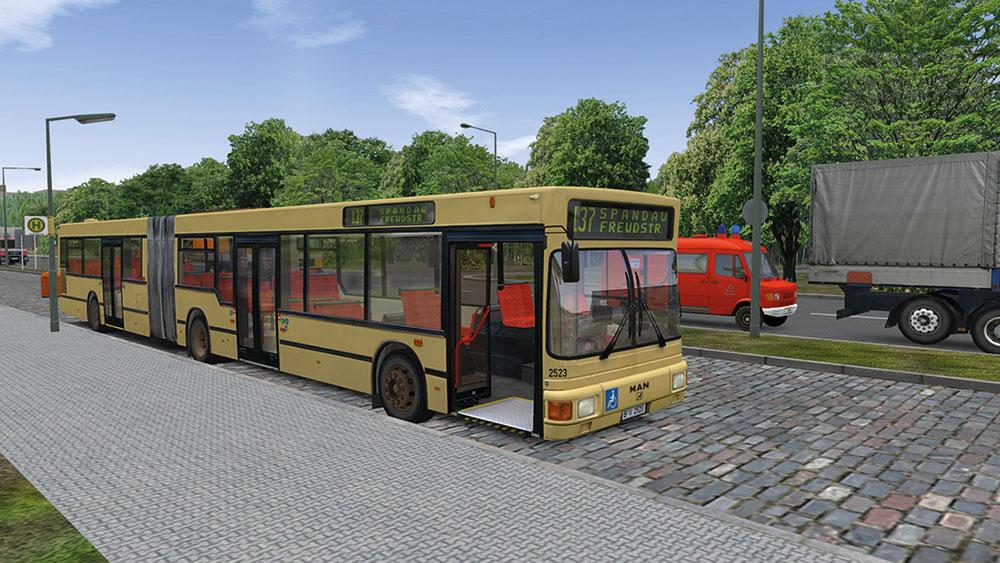 OMSI 2 - The Omnibus Simulator | Aerosoft Shop