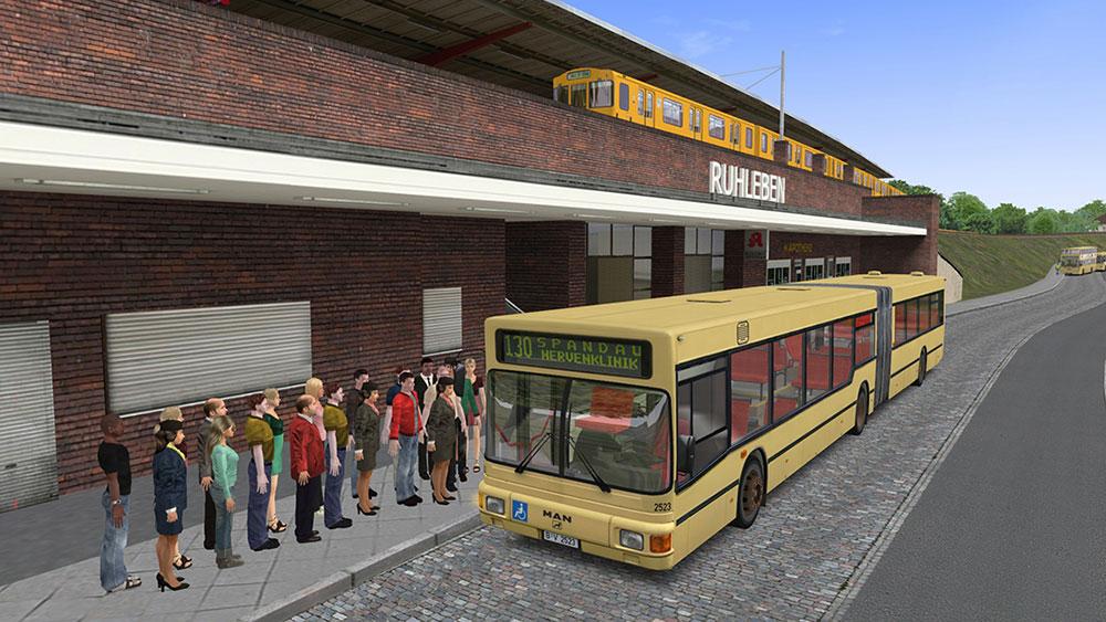 OMSI 2 - The Omnibus Simulator   Aerosoft Shop