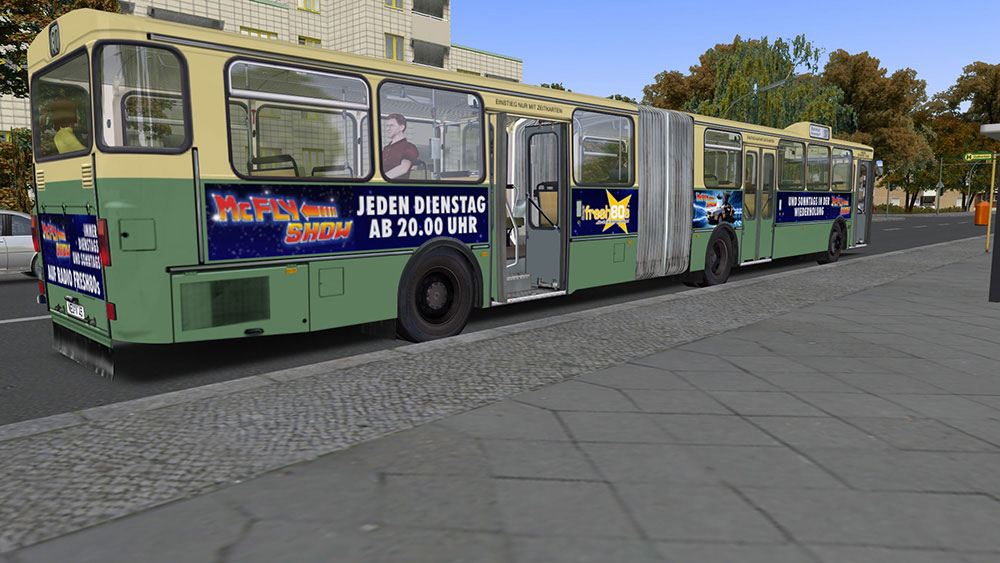 OMSI 2 Add-on Stadtbus O305G