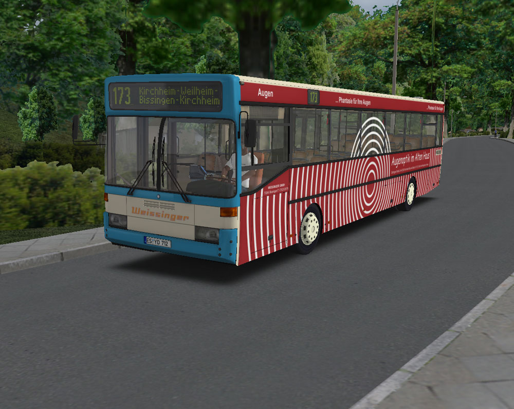 OMSI 2 Add-on Stadtbus O405