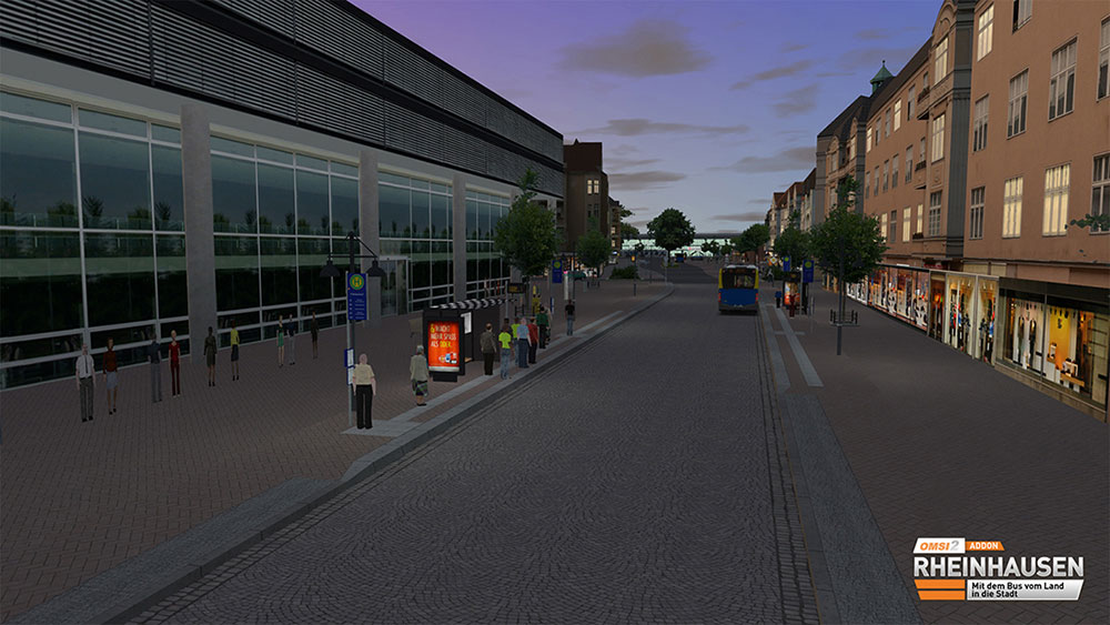 OMSI 2 Add-On Rheinhausen