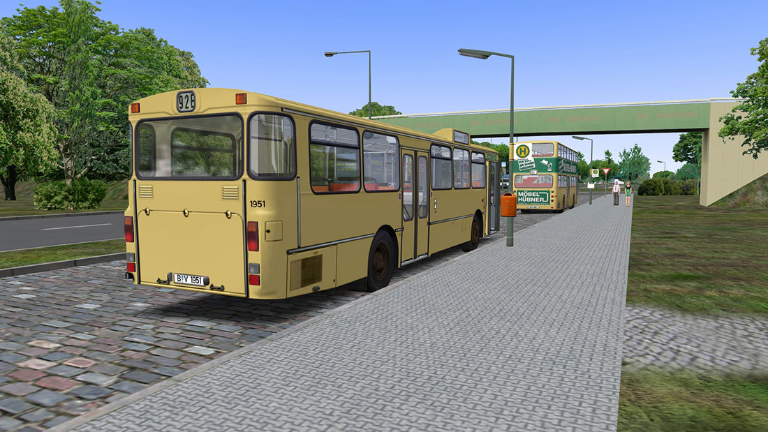 OMSI 2 Add-on City Bus O305