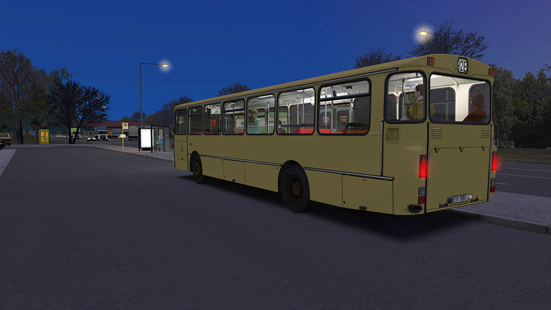 OMSI 2 Add-on Stadtbus O305