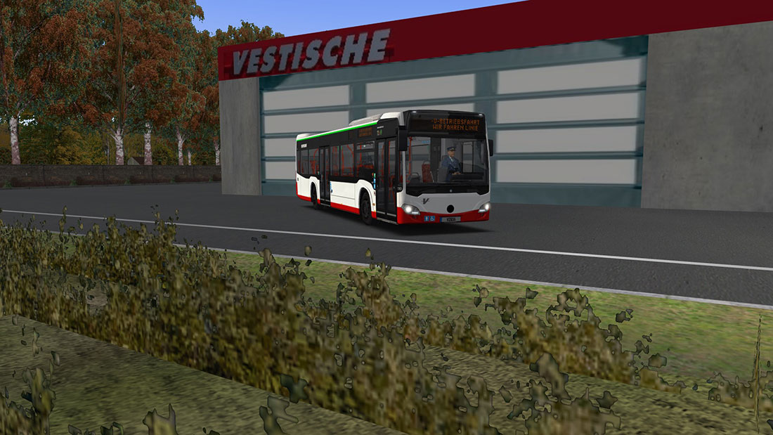 OMSI 2 Add-on Projekt Gladbeck
