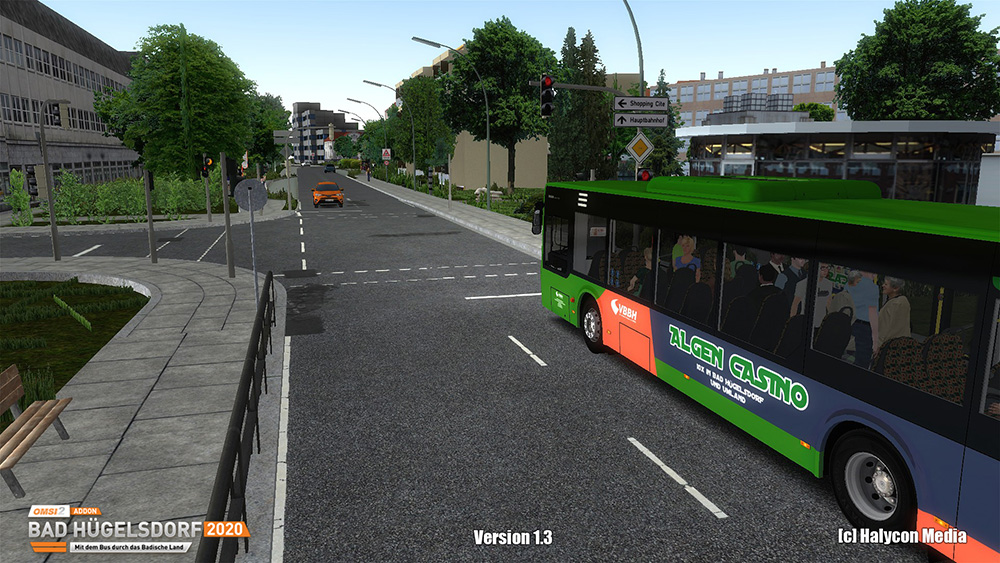 OMSI 2 Add-on Bad Huegelsdorf 2020