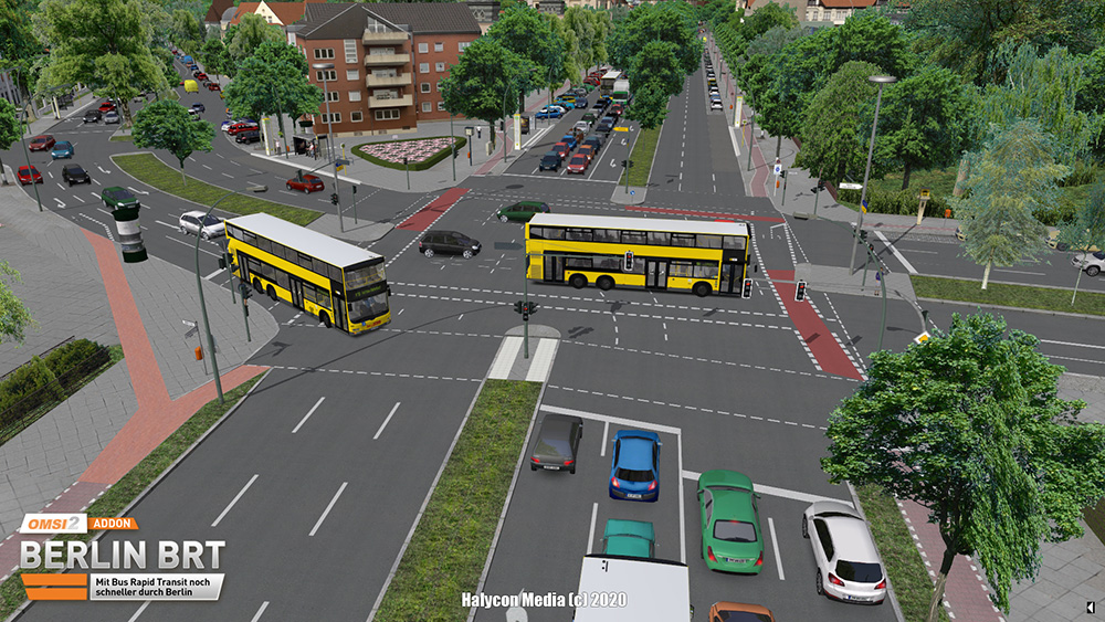 OMSI 2 Add-on Berlin BRT