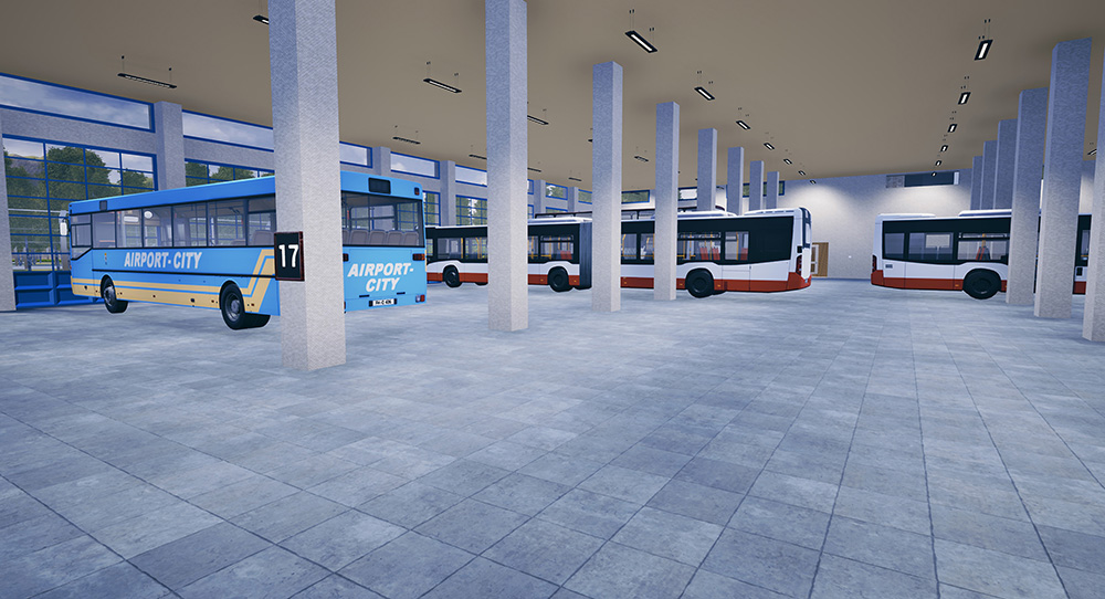 OMSI 2 Add-on Bus Company Bundle