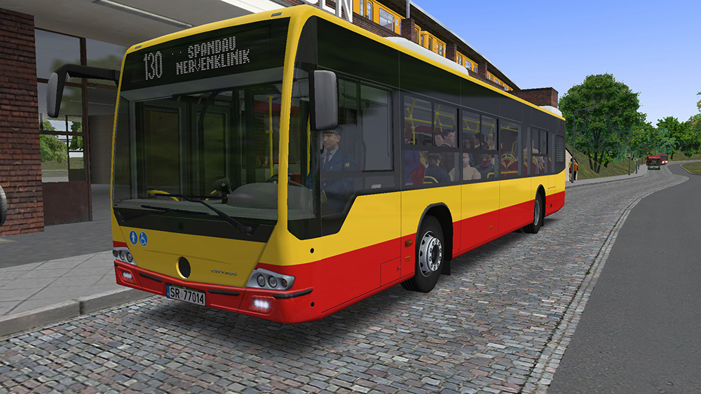 OMSI 2 Add-on Citybus 628c & 628g LF