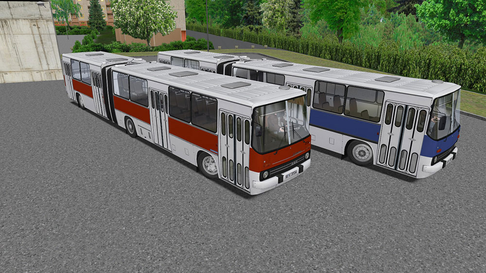 OMSI 2 Add-on Citybus i280 Series