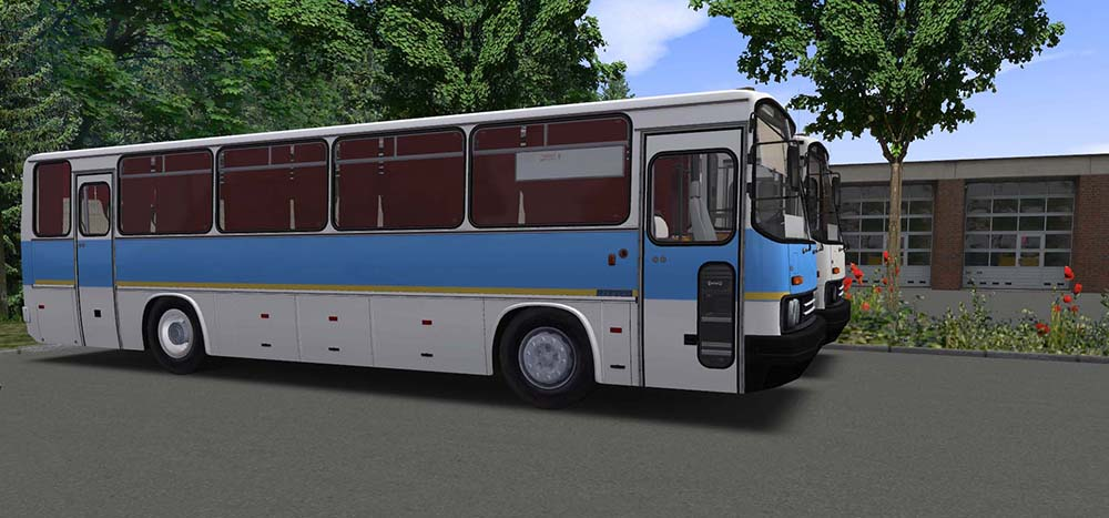 OMSI 2 Add-on Coachbus 256