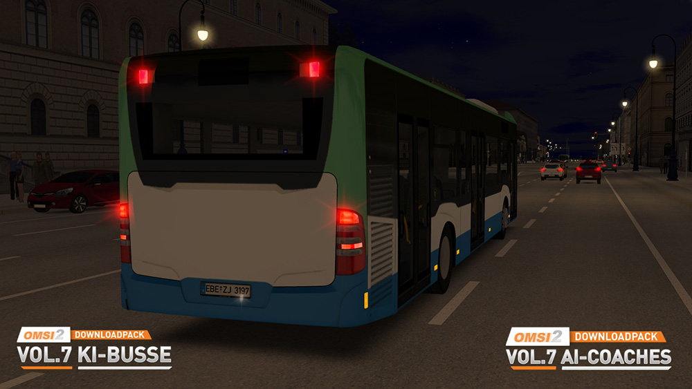 OMSI 2 Downloadpack Vol. 7 - AI Coaches