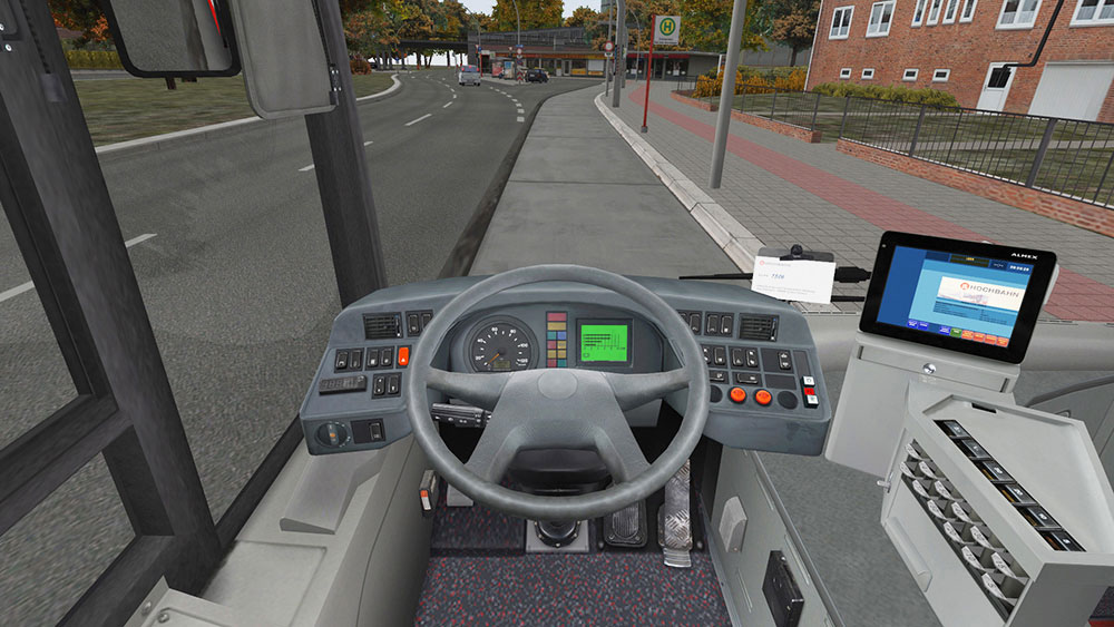 OMSI 2 Add-on Bi-articulated bus AGG300