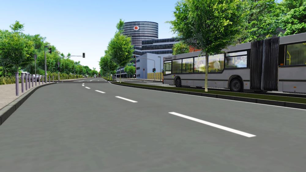 OMSI 2 Add-on Düsseldorf Linie M2