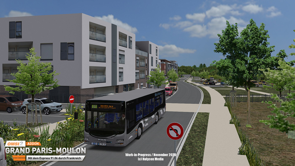 OMSI 2 Add-on Grand Paris-Moulon