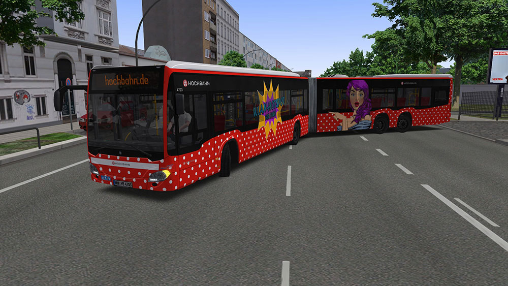 OMSI 2 Add-on Hamburg Buses