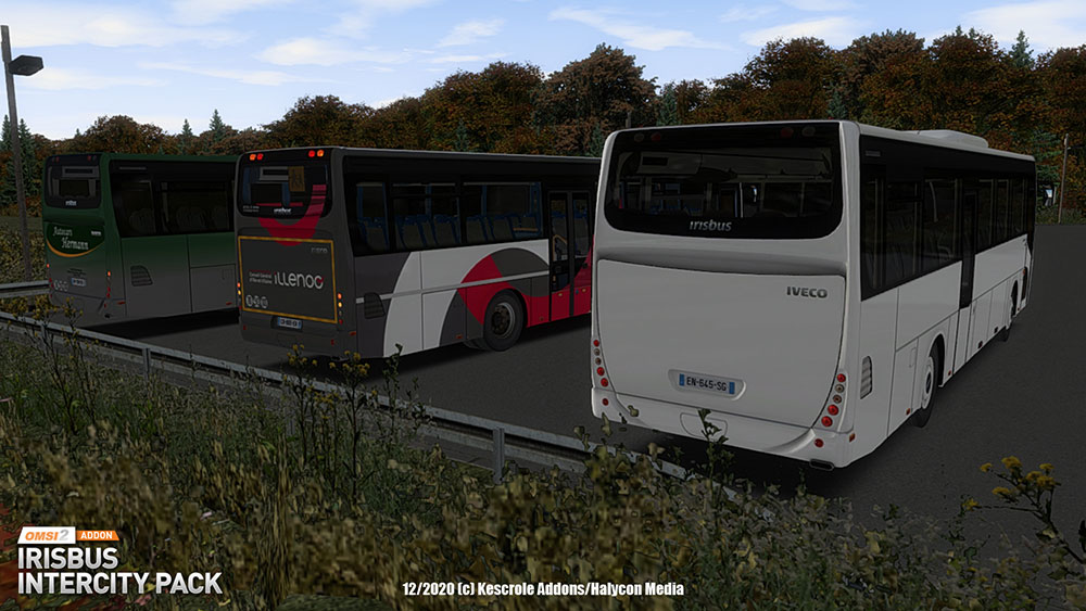 OMSI 2 Add-on Irisbus Intercity Pack