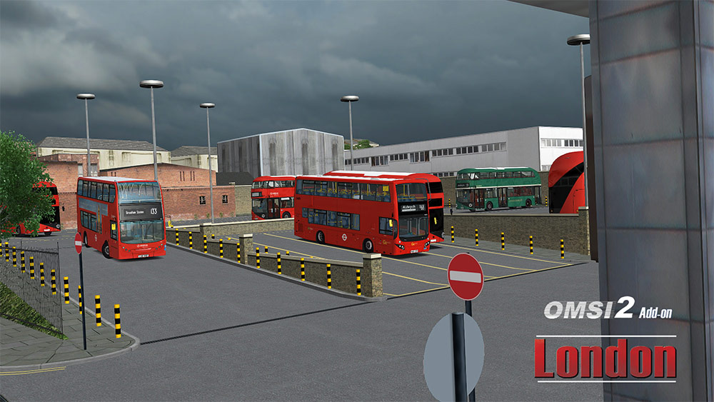 OMSI 2 Add-on London