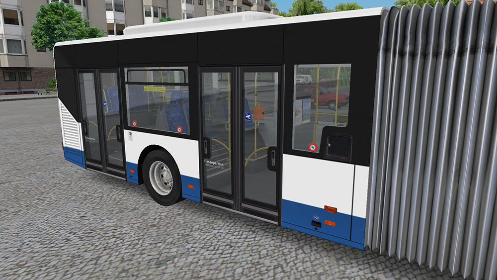 OMSI 2 Add-on Luzern - Line 24