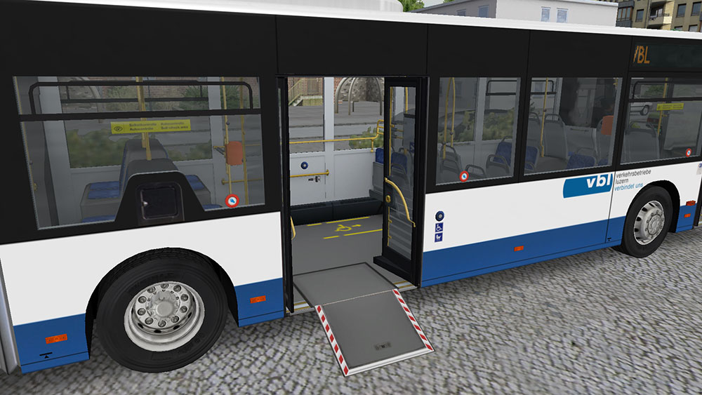 OMSI 2 Add-on Luzern - Linie 24