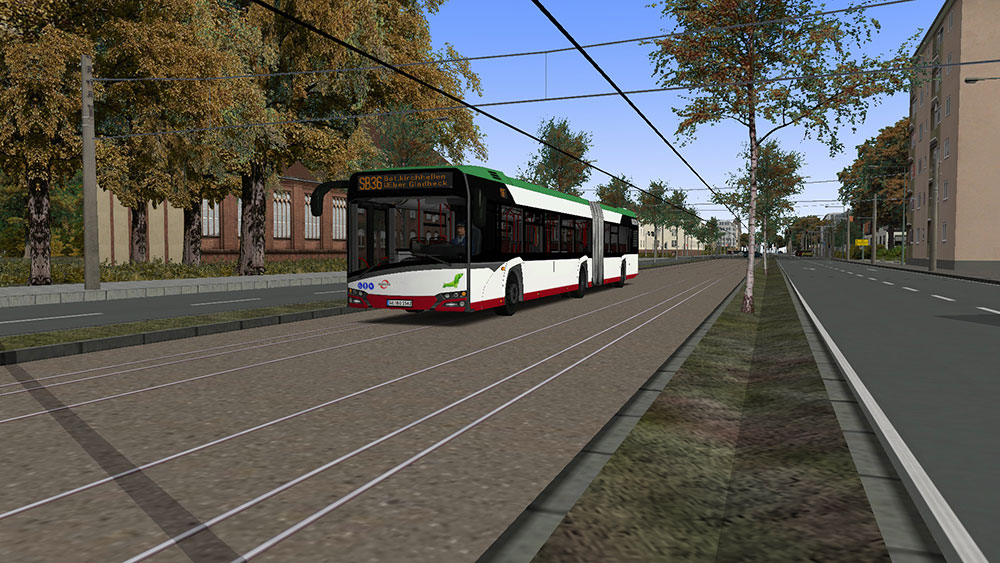 OMSI 2 Add-on Metropole Ruhr
