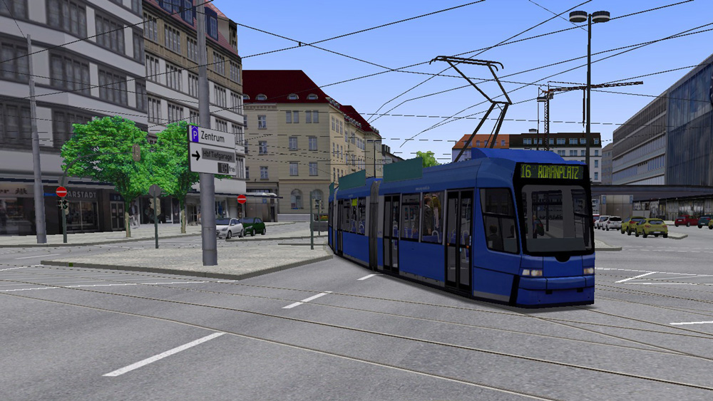 OMSI 2 Add-on Munich City