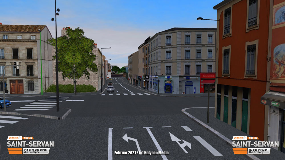 OMSI 2 Add-on Saint-Servan