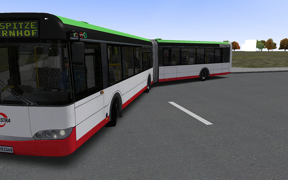 OMSI 2 Add-on Urbino Citybus Series