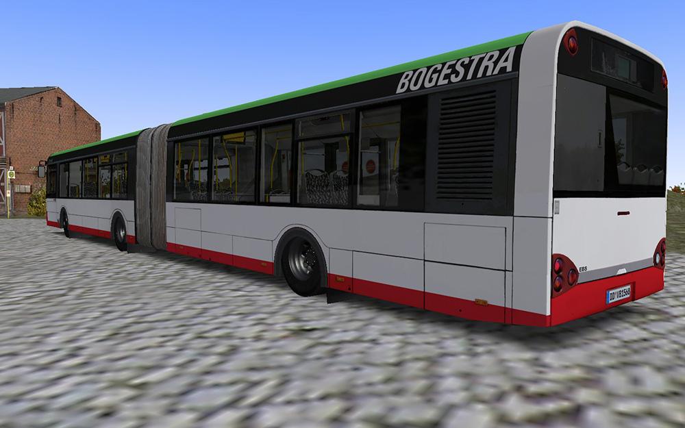 OMSI 2 Add-on Urbino Citybus Series | SimWare Shop