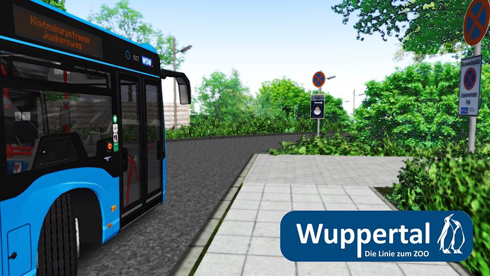 OMSI 2 Add-on Wuppertal Bus line 639 | Aerosoft US Shop