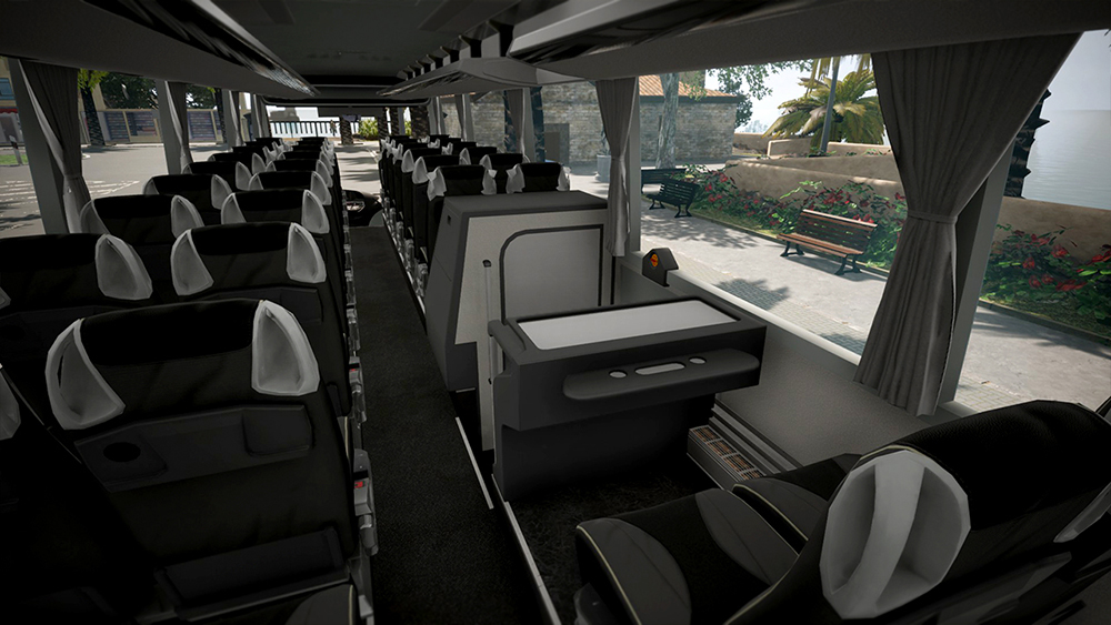 Tourist Bus Simulator Add-on - ComfortClass HD