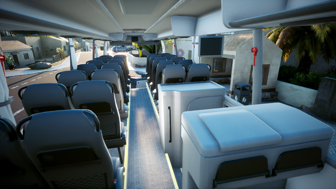 Tourist Bus Simulator Add-on - Scania Touring
