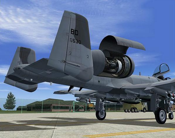 A-10 Warthog | Aerosoft Shop