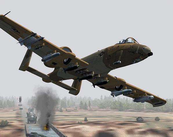 a 10 warthog aerosoft shop