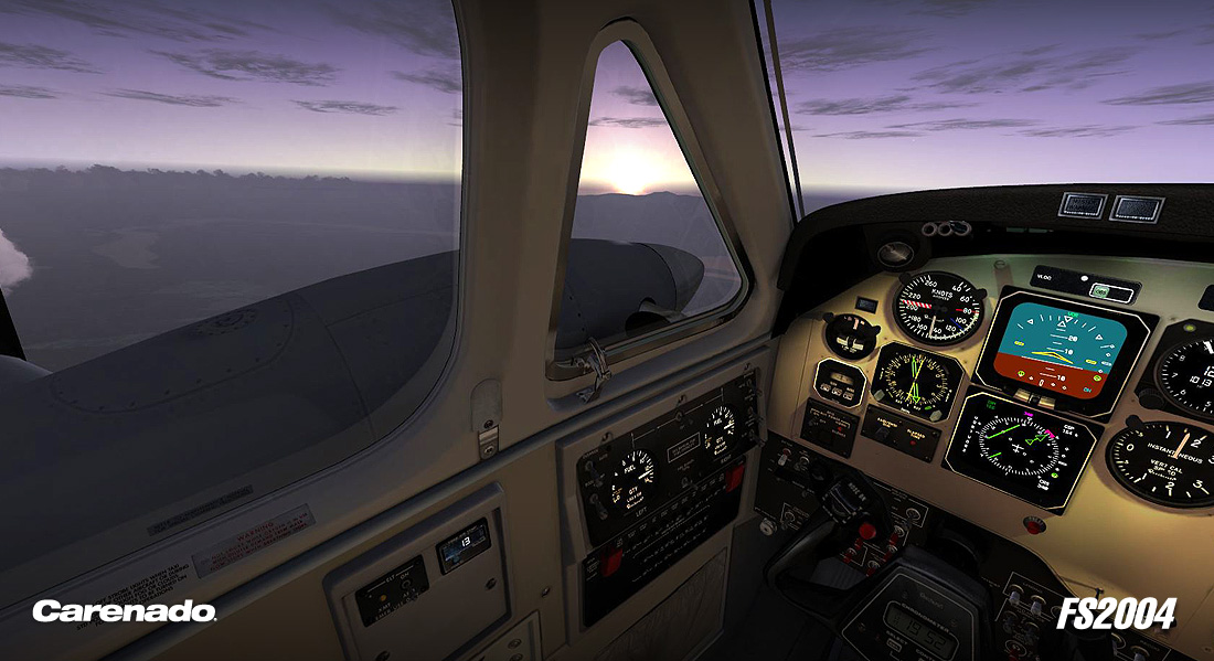 Carenado - C90B King Air (FS2004)
