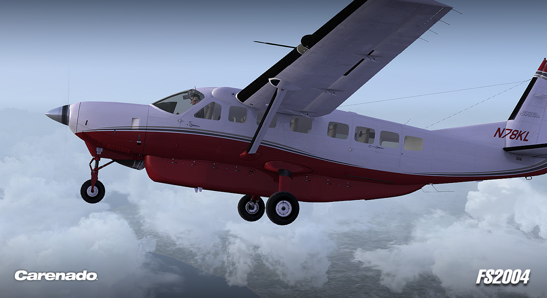 Carenado - C208B Grand Caravan (FS2004)