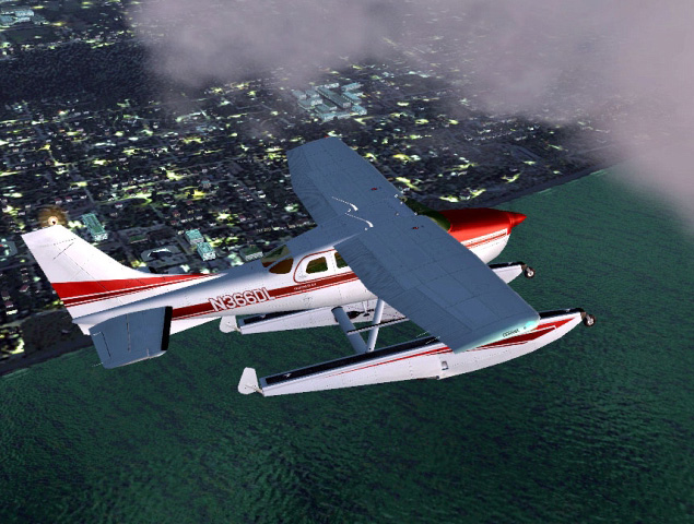 Carenado - Cessna U206G Stationair 6 II (FS2004)