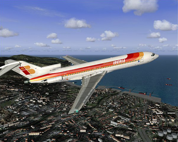 Greatest Airliners 727