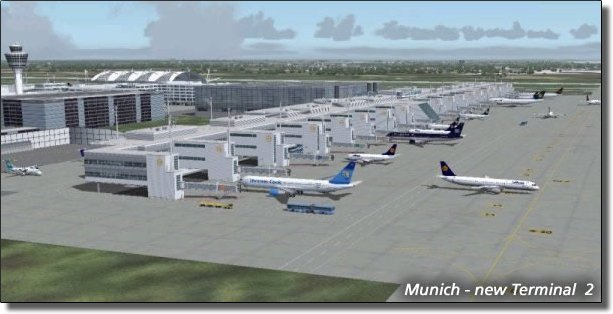 German Airports 1