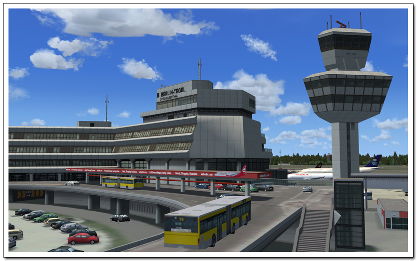 German Airports 3 - 2012 (Berlin-Tegel)